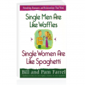 Single Men Are Like Waffles, Single Women Are Like Spaghetti