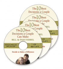 10 Best Decisions A Couple Can Make 4 CD Conference Audio