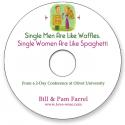 Single Men Are Like Waffles, Single Women Are Like Spaghetti, Conference CD