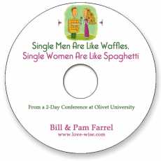 Single Men Are Like Waffles, Single Women Are Like Spaghetti, Conference CD