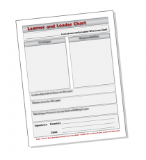 Learner And Leader Chart