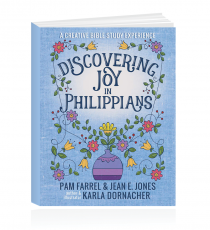 Discovering Joy In Philippians (Pick Up At Event)