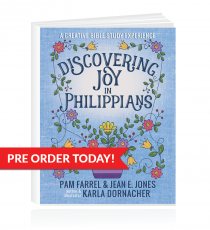 Discovering Joy In The Philippians