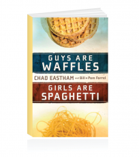 Guys Are Like Waffles, Girls Are Like Spaghetti