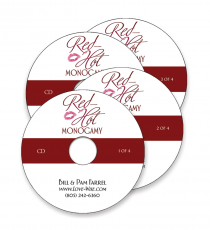Red Hot Monogamy Conference Audio – 4 CD Set