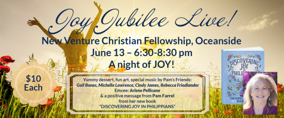 Joy Jubilee Live Event, June 13